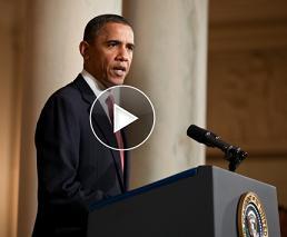 Obama on Egypt 2-1-2011