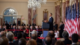 Obama speech on middle east and north africa