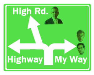 highway to high road