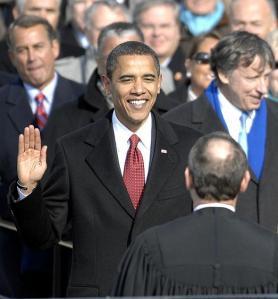 Obama inaugural - Boehner