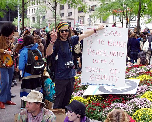 Peace, Unity, Equality