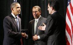 Obama and GOP House Leadership