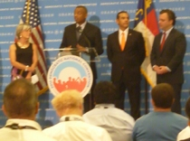 Sep3 DNC press conference
