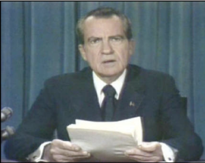 Nixonresignation speech
