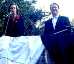 Michelle Nunn, Jason Carter