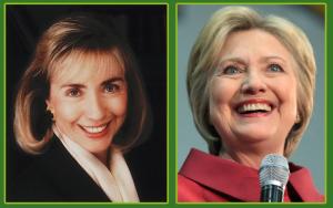 Hillary Clinton, 1992, 2016